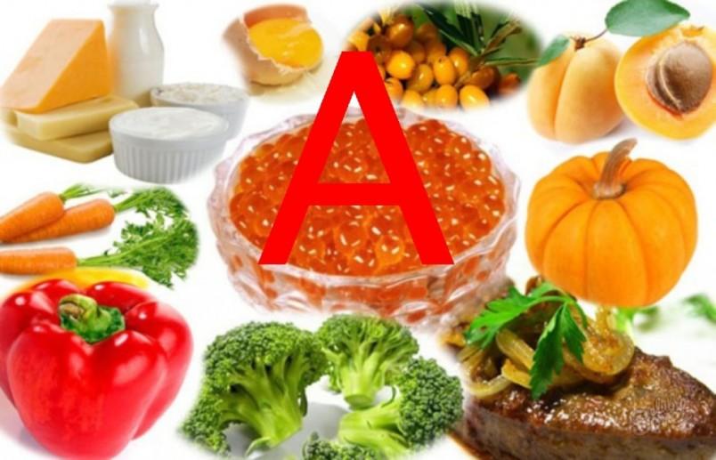 Витамин А часто называют «витамином роста». Кроме того, всем известно, что провитамин А (каротин) способствует здоровому зрению.