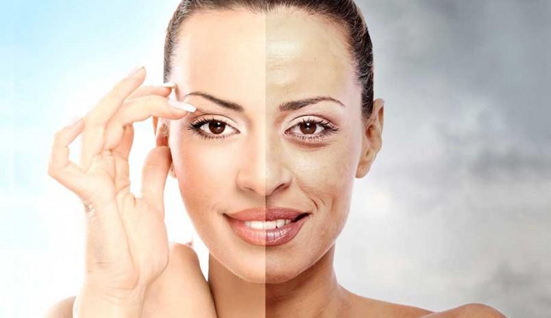 Газожидкостный пилинг применяется не только для лица, с его помощью можно устранить косметологические проблемы на любом участке тела (ягодицы, руки, живот, зона декольте).