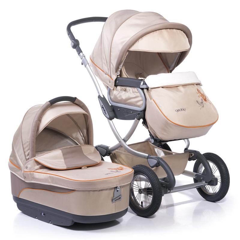 Зимние коляски люльки для новорожденных, являются самой распространенной моделью.