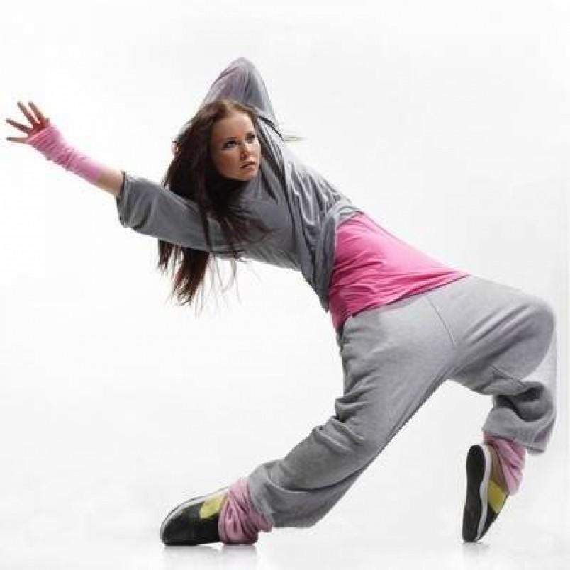 Танцуя хип-хоп, вы должны показать зрителю, кем являетесь и чем живете.