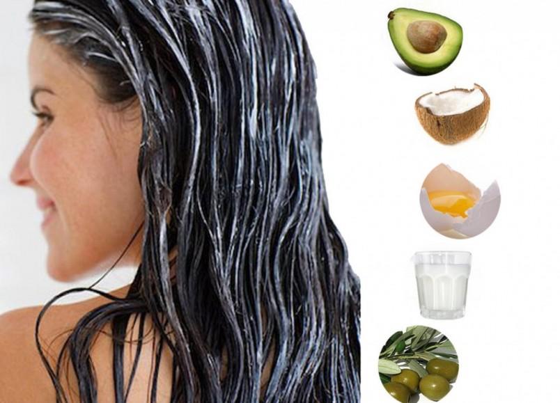 Маски против выпадения волос делают один раз в неделю. В некоторых случаях допускается два раза.