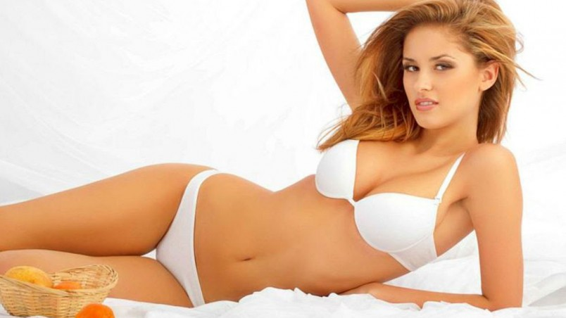 Женский организм устроен таким образом, что похудеть в боках очень сложно.