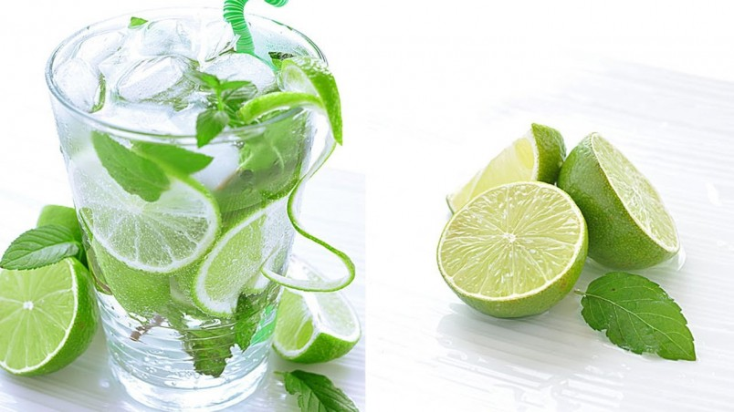 Подают коктейль «Мохито» в больших стаканах (не менее 0,5 литра), чаще всего типа «хайбол», вместительных бокалах и даже в банках.