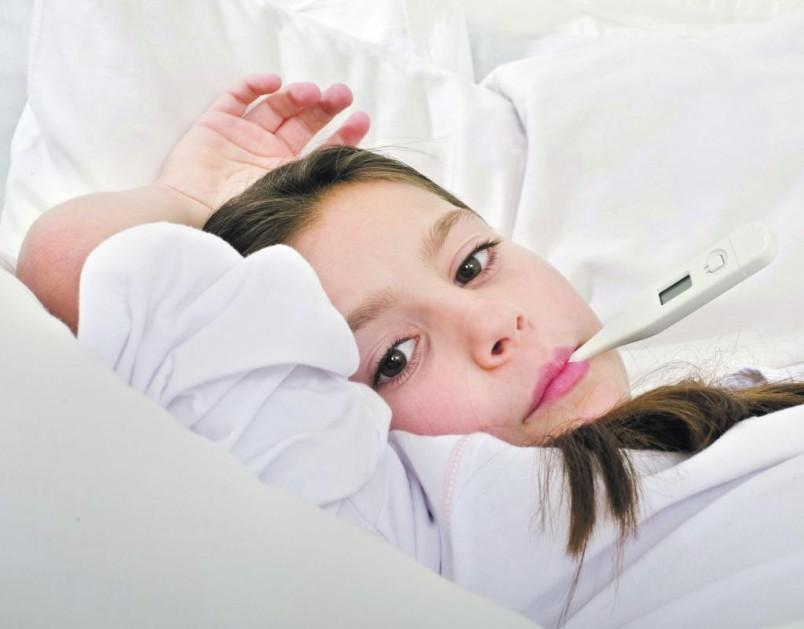 В детском возрасте бронхит преимущественно развивается на фоне ОРВИ