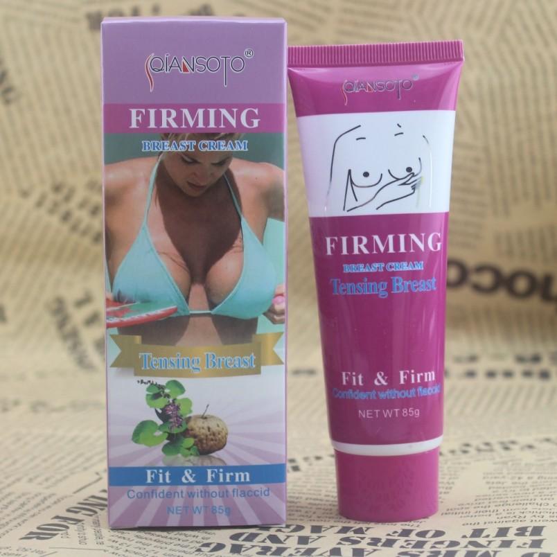 Увеличиваем грудь самостоятельно