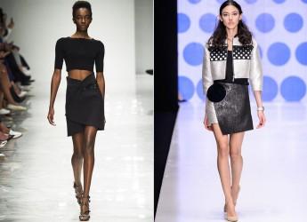 Для юбки с запахом подойдет абсолютно любая ткань, все зависит от того, куда вы собираетесь ее носить.