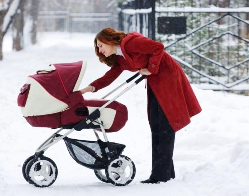 Детские зимние коляски для новорожденных, это вещь первой необходимости.
