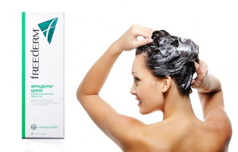 Действующие вещества, входящие в состав лекарственного средства Фридерм Цинк, предотвращают чрезмерное выпадение волос.