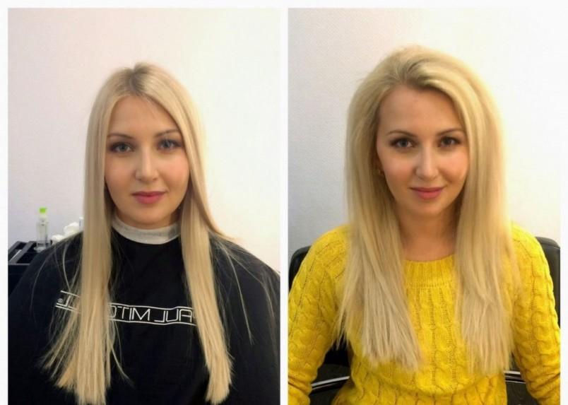 Рекомендовано применение пудры для волос, если у вас тонкие волосы, которые не могут быть объемными.