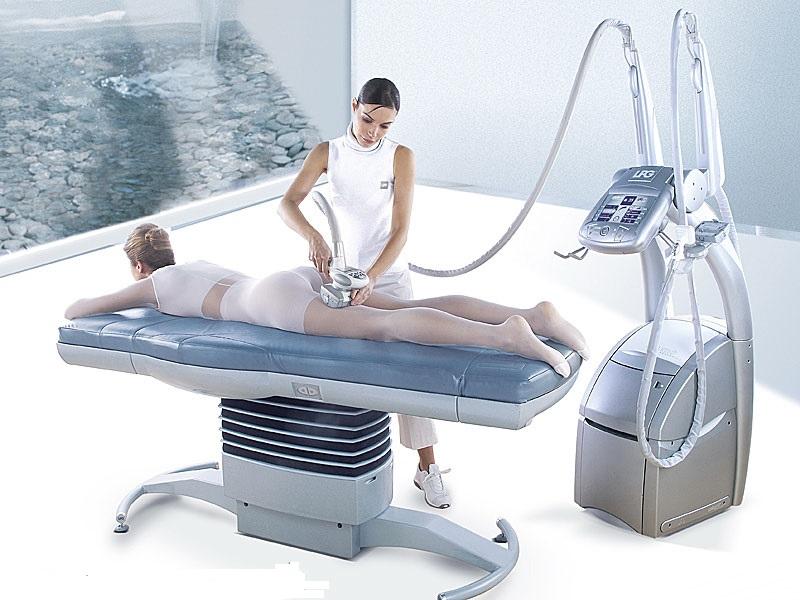 Первоначальной целью разработанного метода была не эстетика тела, а оздоровительная необходимость – посредством LPG аппарата устранялись послеоперационные рубцы и шрамы.