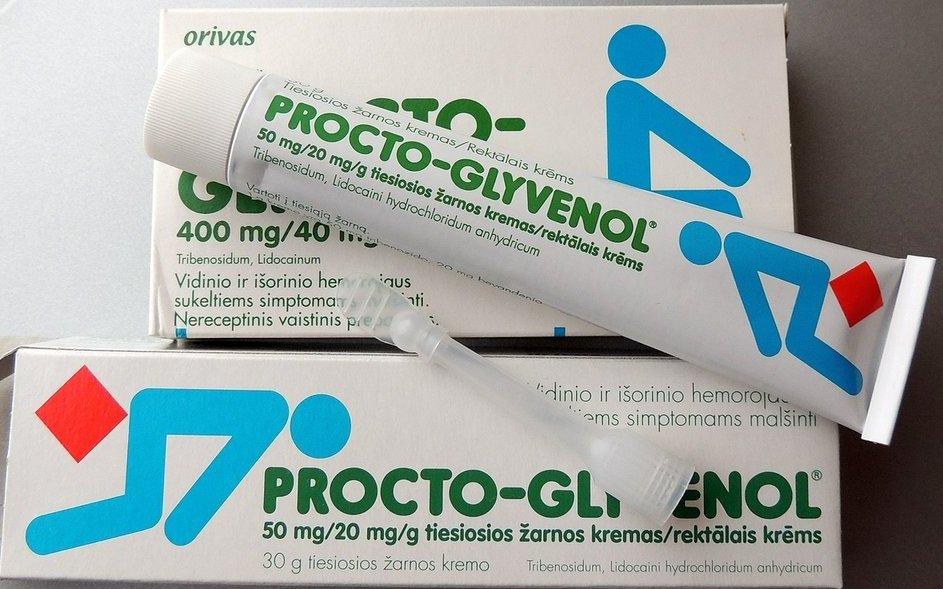 прокто-гливенол крем инструкция по применению - фото 11