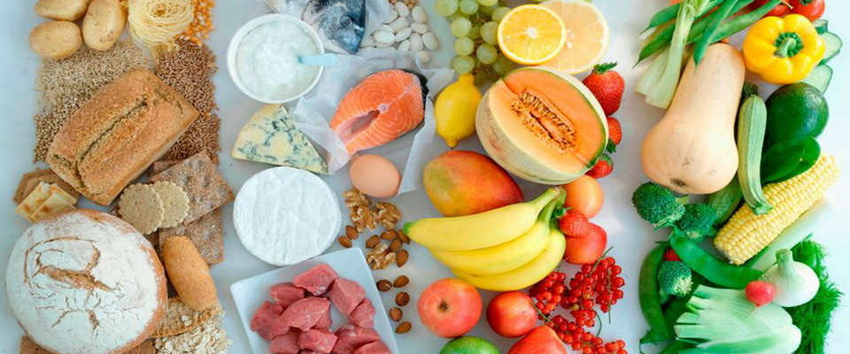 сочетание продуктов при раздельном питании для похудения