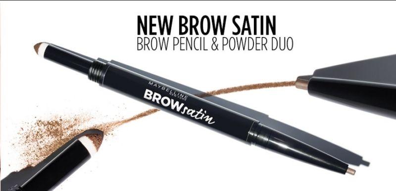 Такой карандаш занимает мало места, но выполняет много функций, а также окрашивает волос в природный и насыщенный цвет.