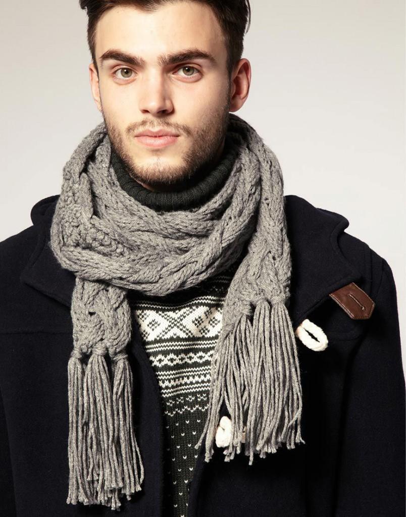 Такая, казалось бы, простая деталь одежды как шарф с каждым годом становится все более популярной.