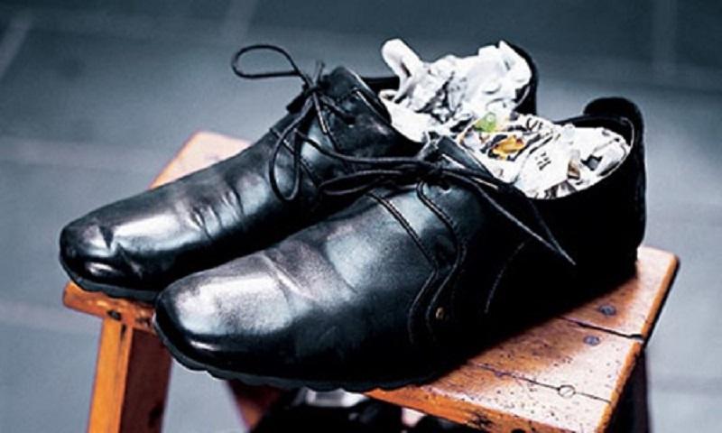 Тесная обувь может нанести необратимый вред вашим ногам.