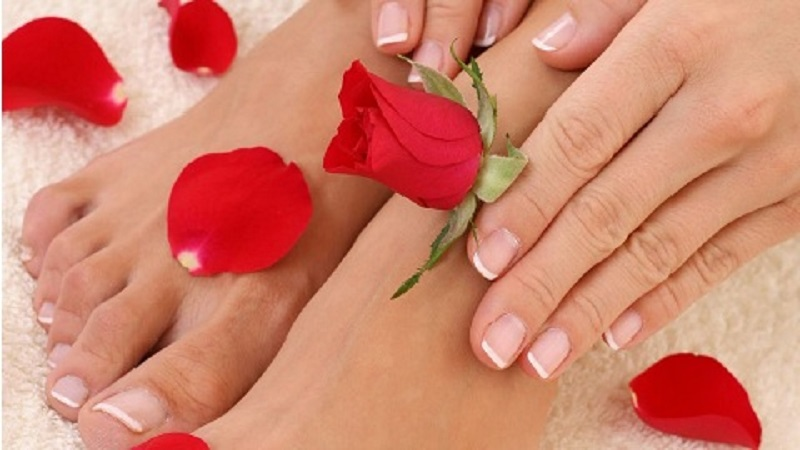 При использовании лака для ногтей Офломил через пол года от грибка не останется и следа.