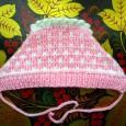 Связать такую шапочку для новорожденного вам не составит особого труда.