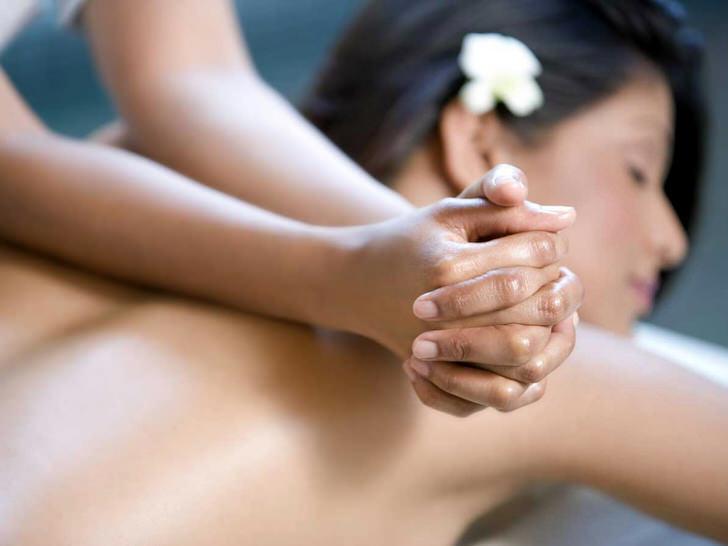 Массаж для похудения или слим - массаж (Slimming massae)