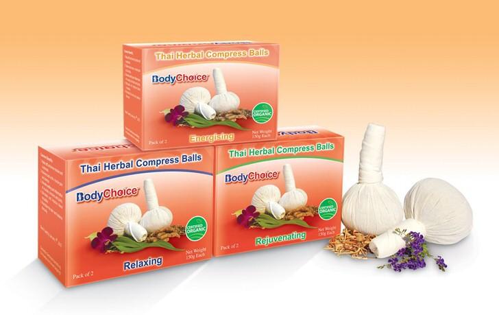 Мешочки с целебной травой можно купить в специализированных магазинах Таиланда.
