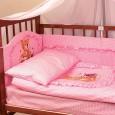 Подмечено, что сон у малышей более спокойный и продолжительный, если их окружают голубые, бежевые или розовые цвета.