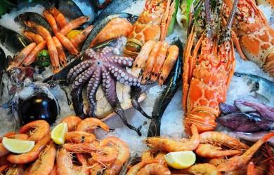 В большом количестве цинк содержат продукты животного происхождения.