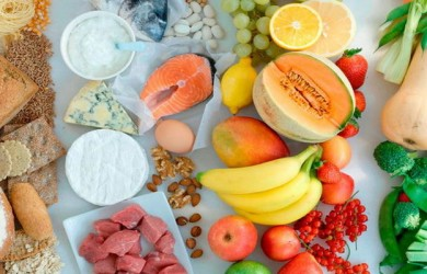 Разнообразная пища обеспечивает оптимальное соотношение пищевых веществ, способствует выделению пищеварительных соков и повышает аппетит.