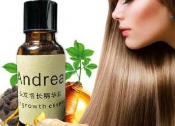 Сыворотка для волос Andrea – это уникальный микс, состоящий исключительно из природных ингредиентов высокого качества.