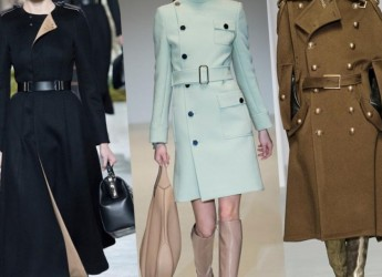 Стильное пальто - важная вещь в гардеробе каждой женщины.