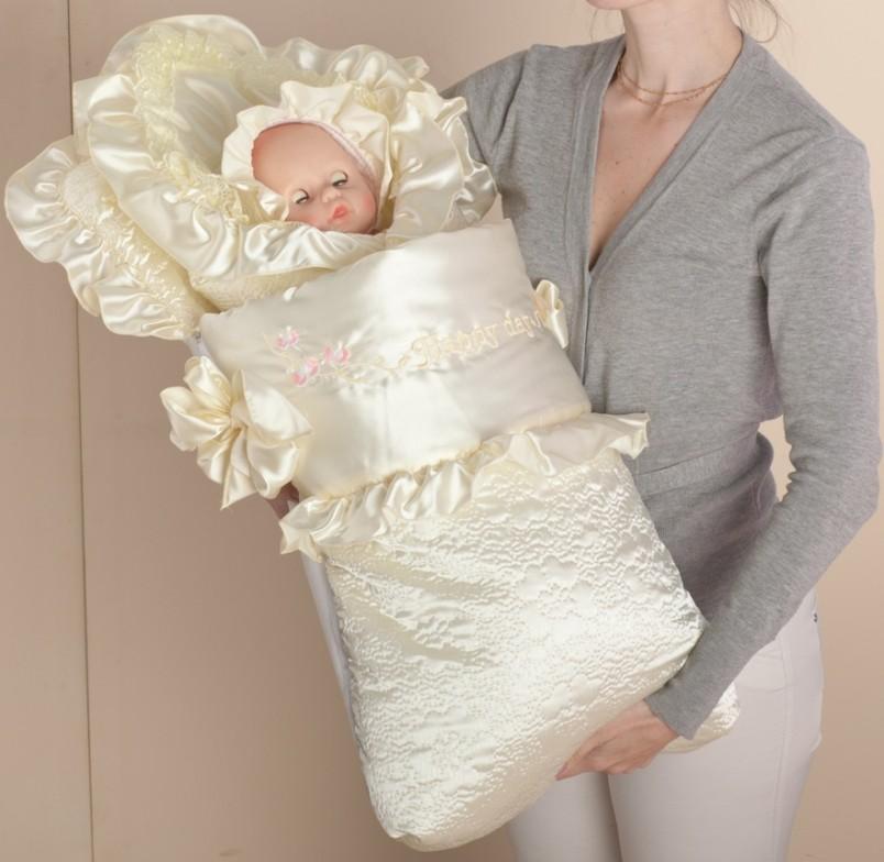 Конверт для новорожденного своими руками сшить