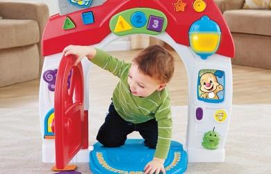 Чтобы ваш ребенок рос способным, сообразительным и спортивным, с ним нужно заниматься. Для этого пригодятся развивающие игры